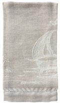 $38.00 Kitchen Towel - Sailboat Natural (23