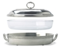 Match Pyrex casserole dish without lid 10 in. x 14 in.