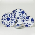 Bernardaud Prince Bleu Teacup and Saucer