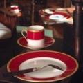 J. Seignolles Porcelaine Salad Plate