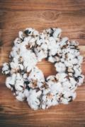 168 NAD Cotton Wreath