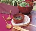 Vieuxtemps Exclusives Bamboo Salad Servers