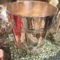 375 Hotel Plate Silver Wine Cooler