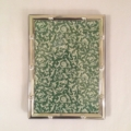 William-Wayne & Co. Exclusives 5 x 7 Silver Bamboo Frame