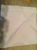 William-Wayne & Co. Exclusives Bodrum Beige Linen Napkin