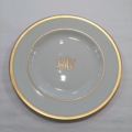 William-Wayne & Co. Exclusives Pickard Signature Bread and Butter Plate Ultra White