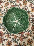 37.5 Cabbage Green Ceramic Large Bowl