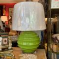 William-Wayne & Co. Exclusives Lucy Green Table Lamp