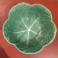 $140.00 Large Green Leaf Salad Bowl