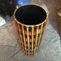 $350.00 Ox bone and Horn Umbrella Stand