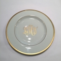 William-Wayne & Co. Exclusives Pickard Signature Salad Plate Ultra White