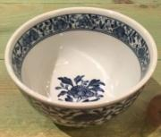 William-Wayne & Co. Exclusives Small Deep Japanese Bowl. Rose