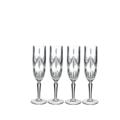 Waterford Lacey Flute Set/4