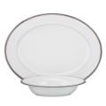 Waterford Aras Serving Set Grey