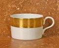 Khazard Gold Tea Cup