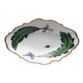Oval Vegetable Dish