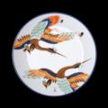 Love Birds Dinner Plate