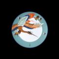Love Birds Dessert Plate
