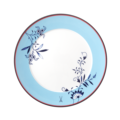 Bloomy Feathers Dinner Plate
