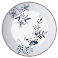 Noble Chinese Dinner Plate