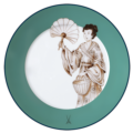 Noble Chinese Dessert Plate