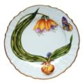 Yellow Buttercup Dinner Plate