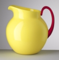 Yellow/Red Pitcher