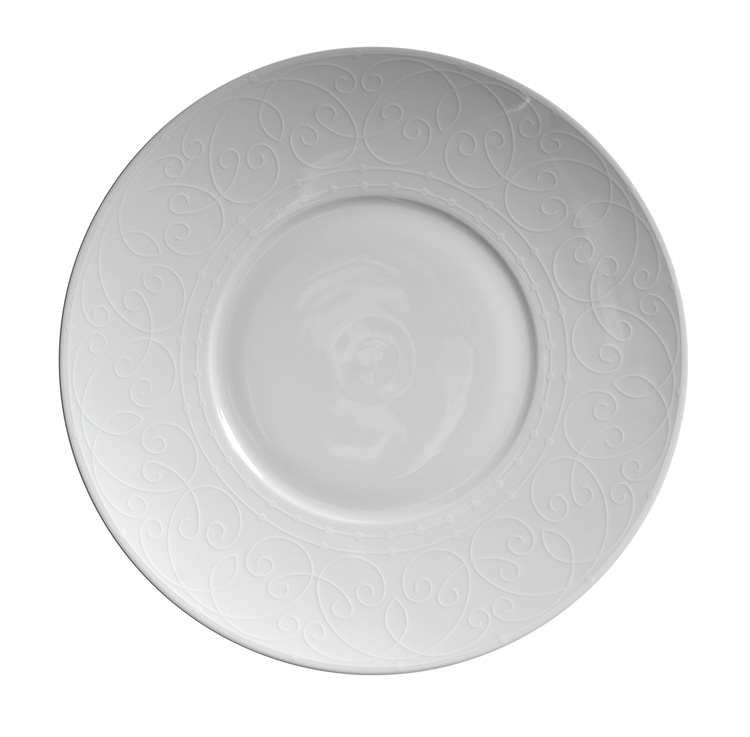 Paris White Dinner 29CM
