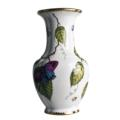 Exotic Butterfly Vase