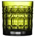Yellow Green Double Old Fashioned